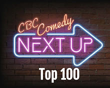 CBC Comedy Next Up Competition