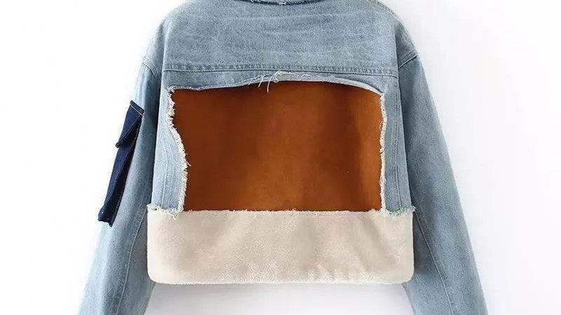 One of a Kind Denim Jacket