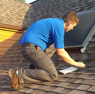 Inspector's Gadgets Evansville Home Inspector Roof Inspection Home Inspection