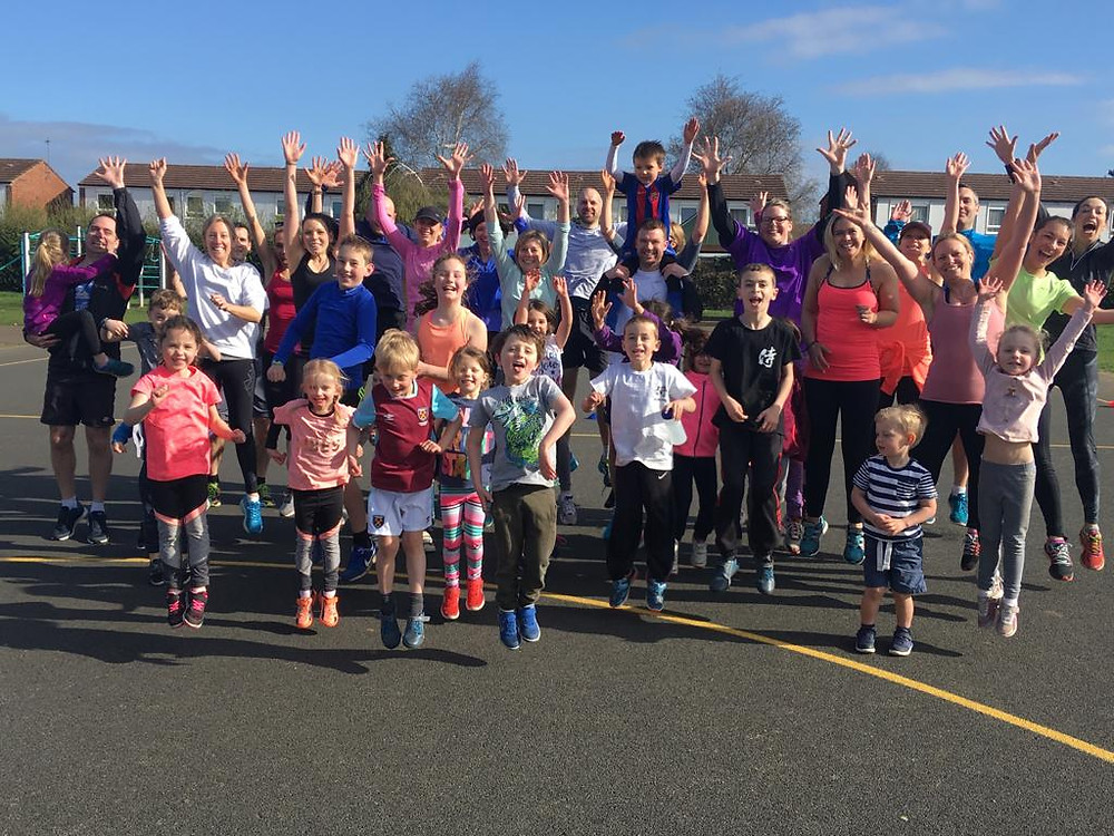 JUMP N JUICE FAMILY BOOTCAMP
