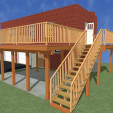 3D Rendering for Client Review and Evaluation