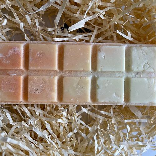 Chocolate Orange Soy Wax Melt Vegan, Natural and Plastic Free