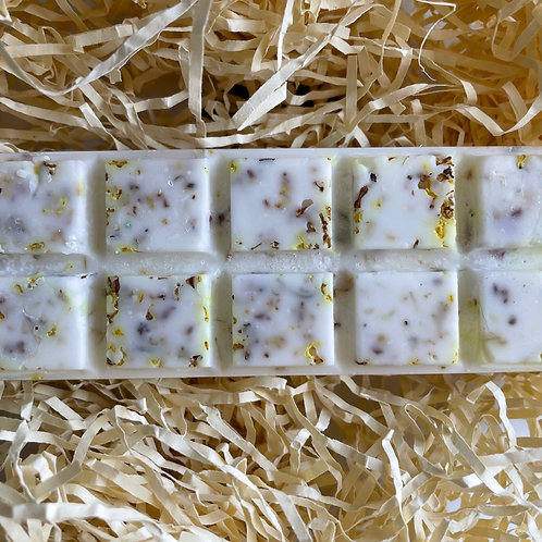 Relaxing Embrace Soy Wax Melt Vegan, Natural and Plastic Free