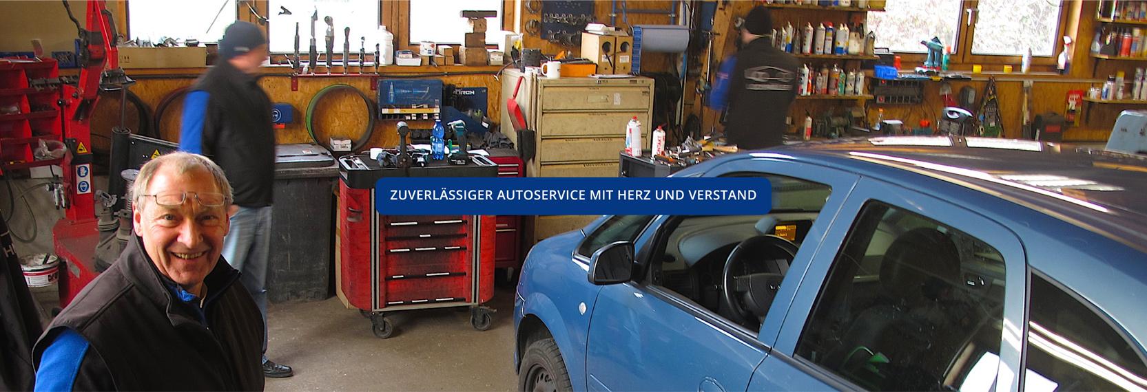 Kfz Werkstatt Lochmüller 1