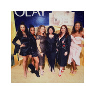 Olay Live ! Cast Party