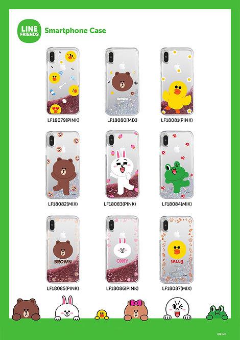 Line Friend's iPhone Case(流粉殼)