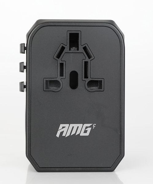 AMG TPD-3 42W PD-QC Travel Adapter
