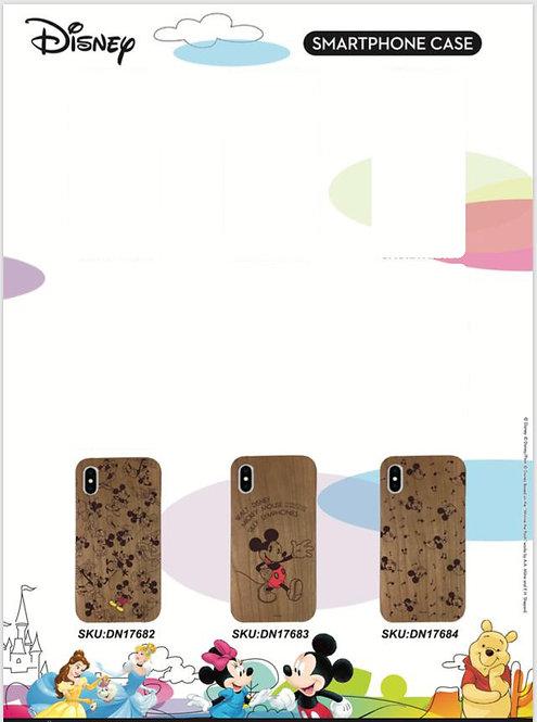Disney iPhone Case(木紋)