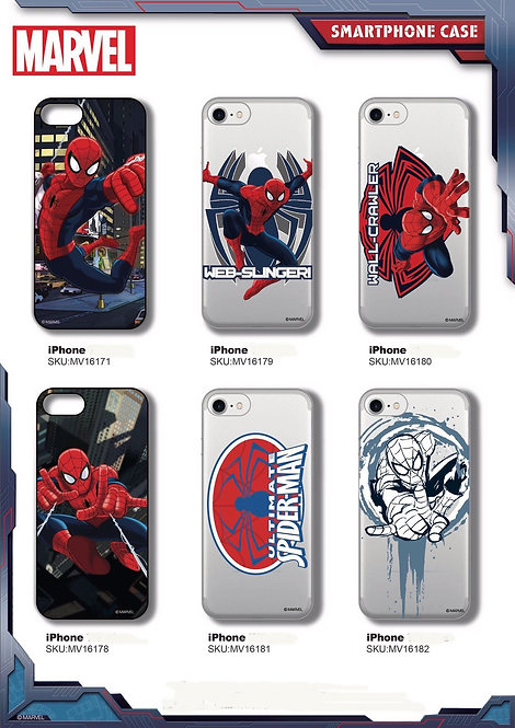 Marvel Spider Man iPhone Case