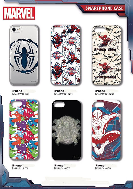 Marvel Spider Man iPhone Case