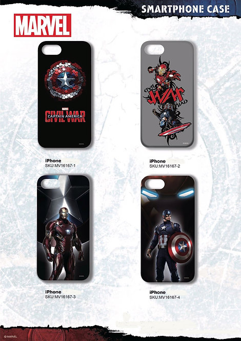 Marvel Heroes iPhone Case