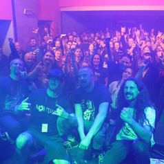 mortuary and amazing Czech audience.