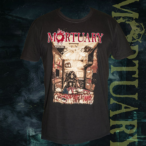 "Special T-shirt ""30 years of morbid existence"""