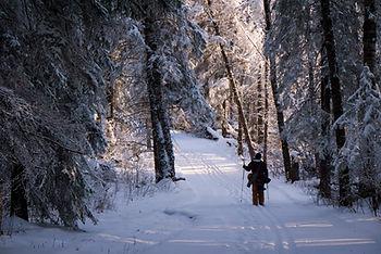 Duck Lake Provincial Park Saskatchewan Hiking