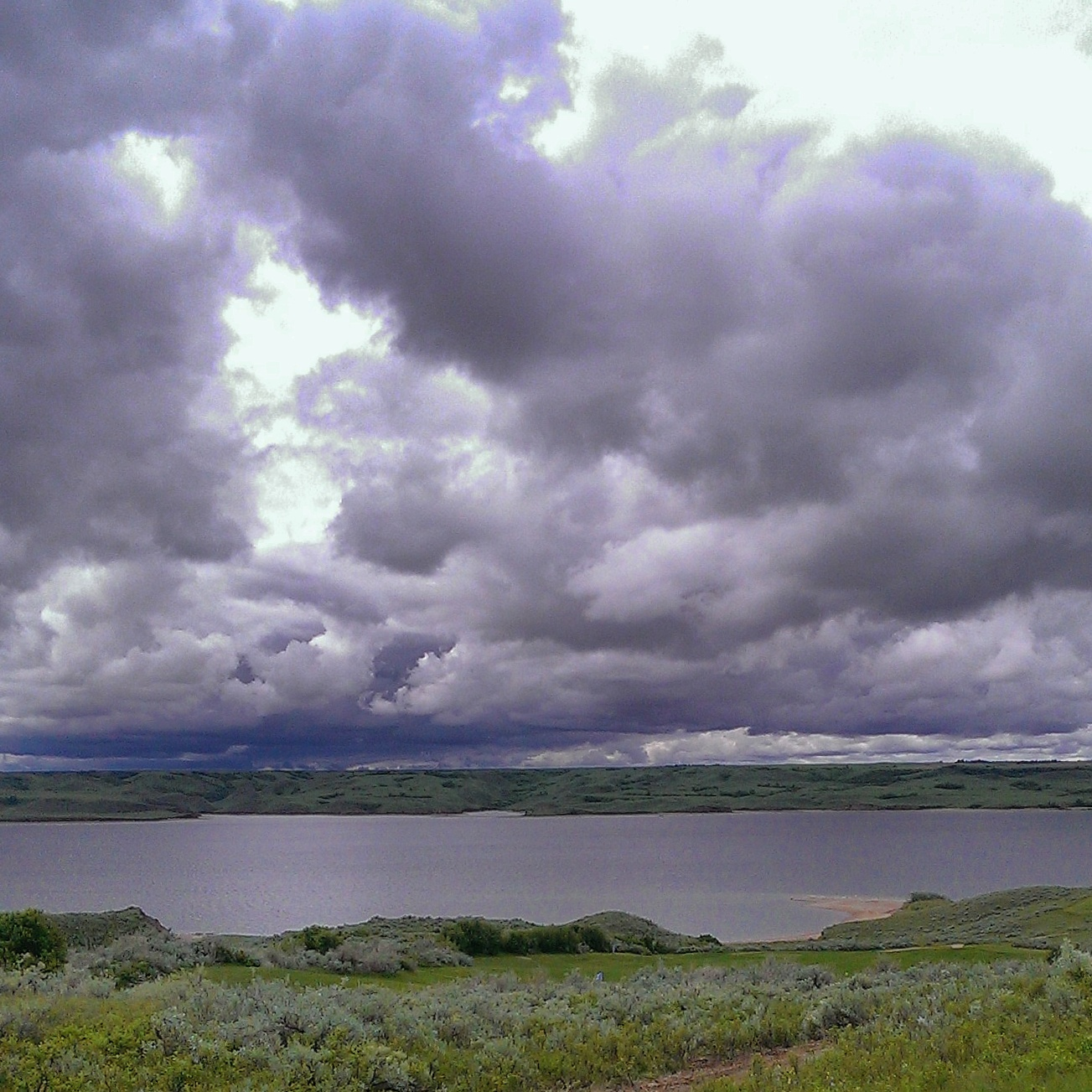 Lake Diefenbaker, SK