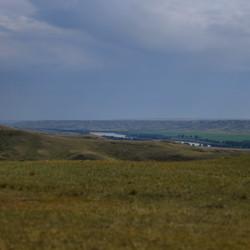 South Saskatchewan River Valley