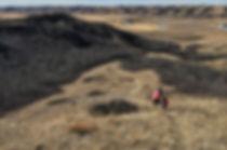 hidden valley hiking trails saskatchewan