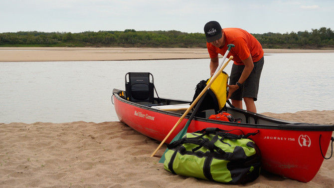 How to Canoe from Outlook to Saskatoon