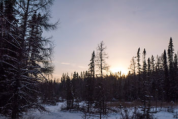 saskatchewan hiking meadow lake provincial park
