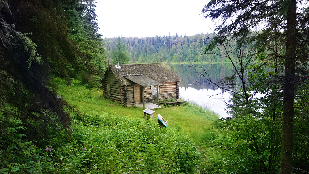 Grey Owl's Cabin Hike