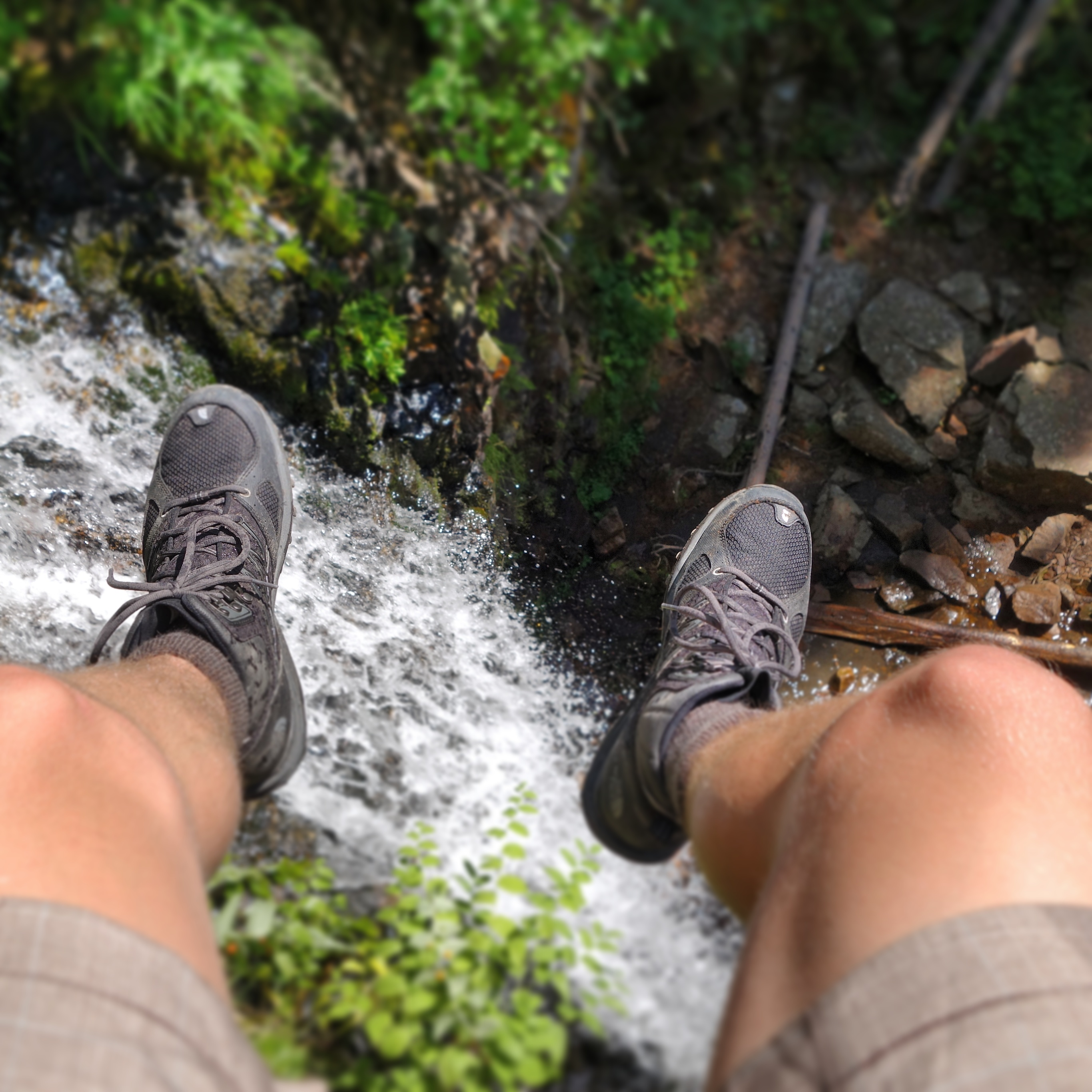 Upper Falls Montana
