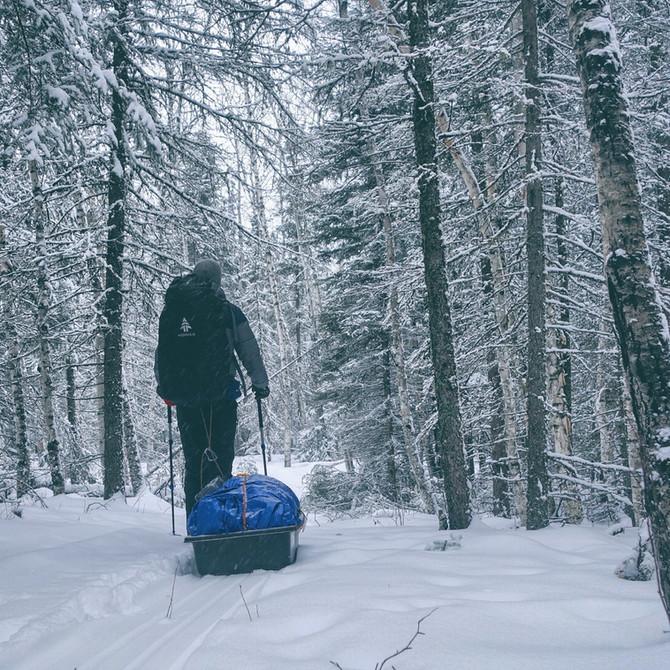 You are a Saskatchewan Winter Warrior