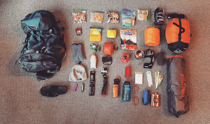How to pack for a backcountry hike in Saskatchewan