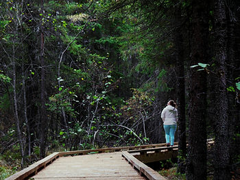 Duck Lake Provincial Park, Saskatchewan Hiking