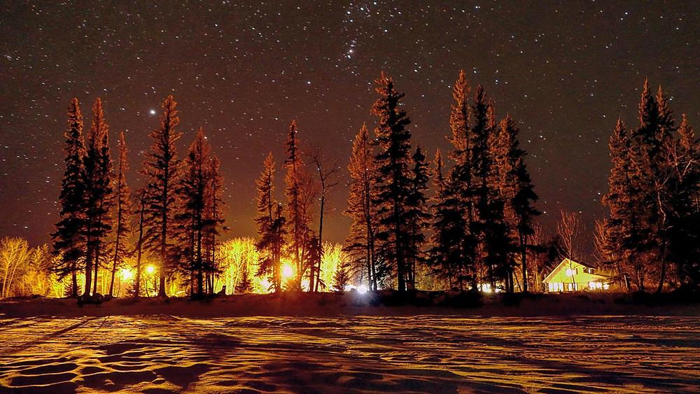 SaskHiker - Candle Lake