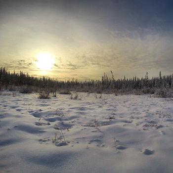 Saskatchewan Hiking Candle Lake Provincial Park
