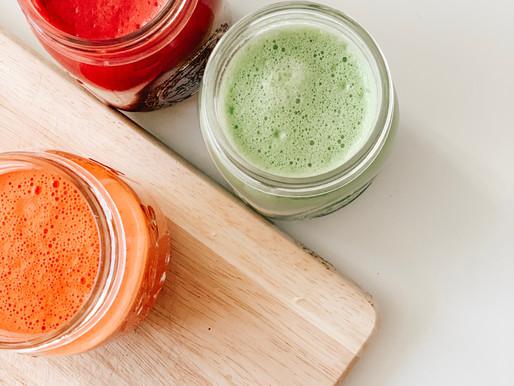 Detox Juice - 3 Ways