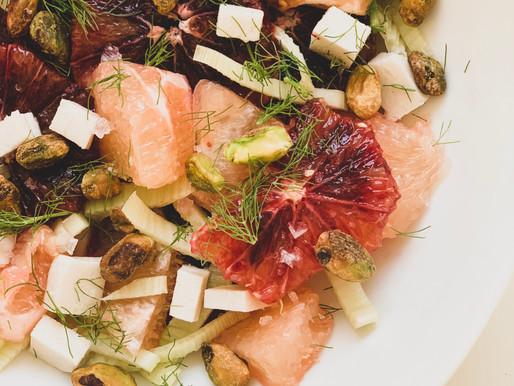 Fennel and Citrus Spring Salad