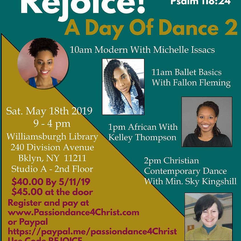 """""""Rejoice"""" A Day Of Dance 2  (1)"""