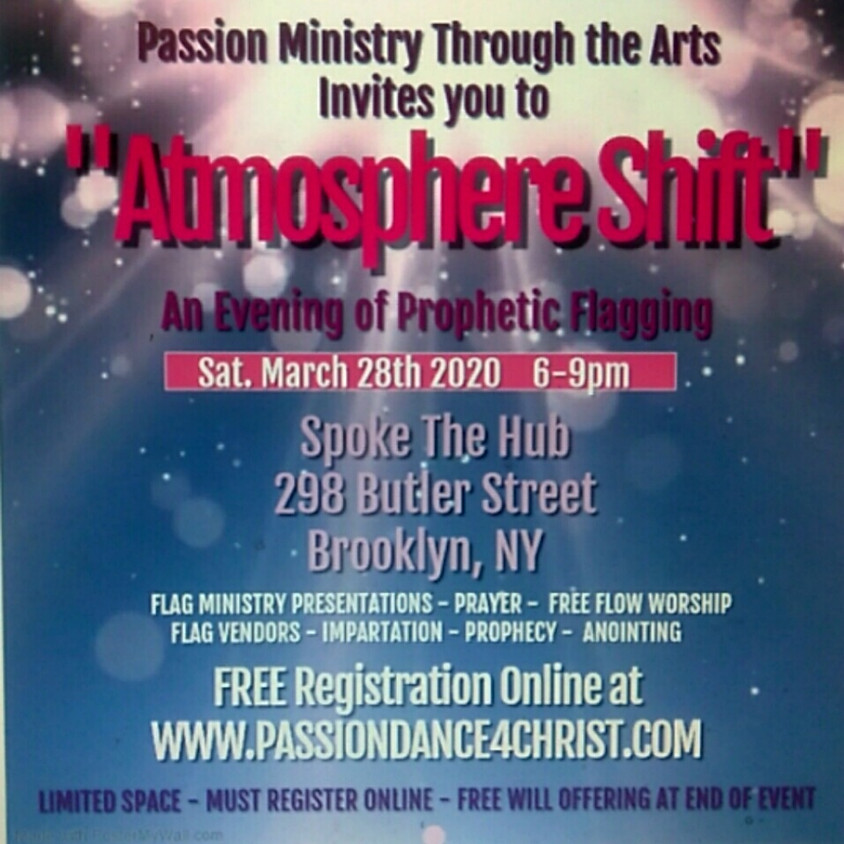 """""""Atmosphere Shift"""" Updated Information"""
