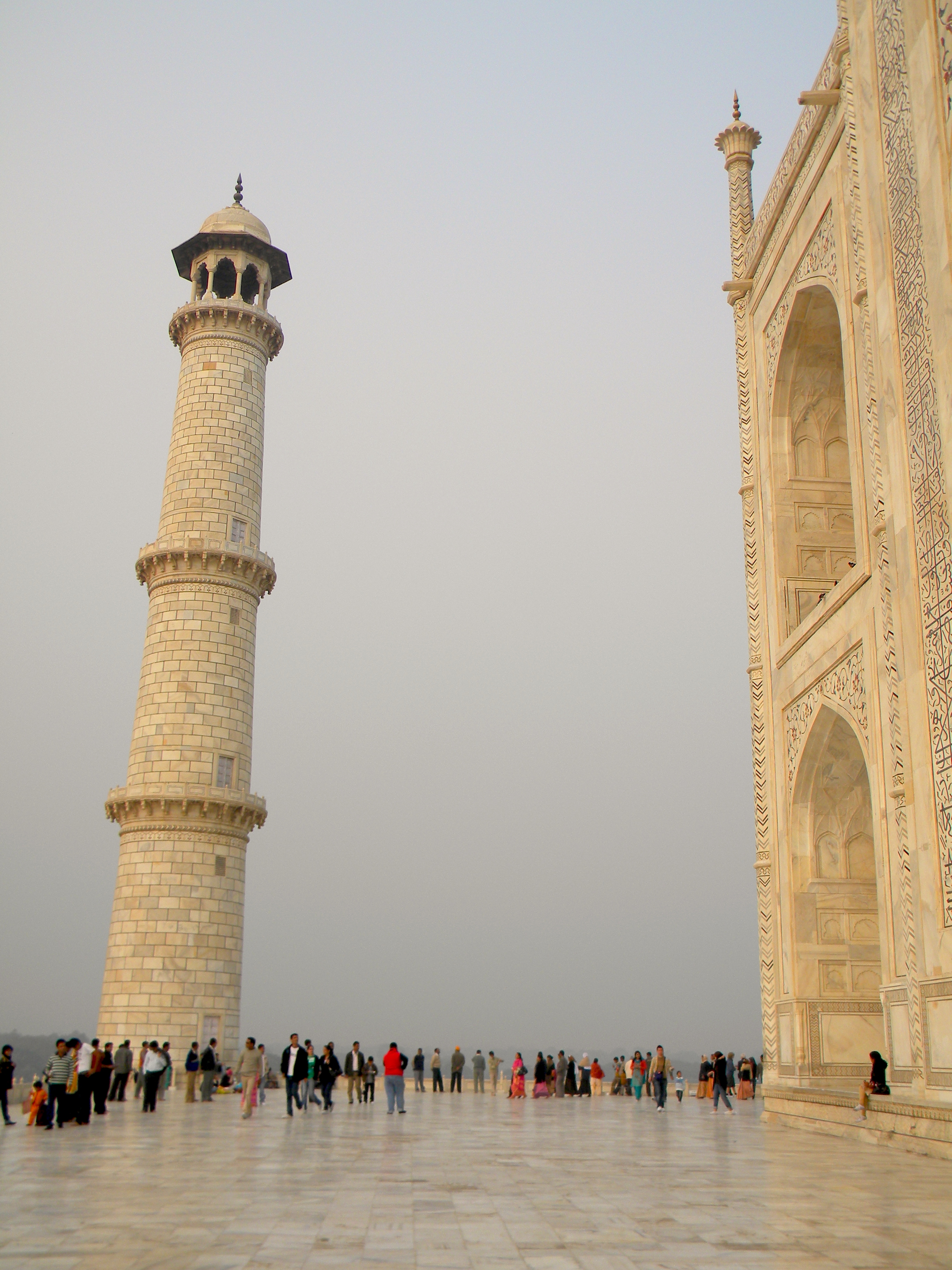 Taj Mahal, India 2010