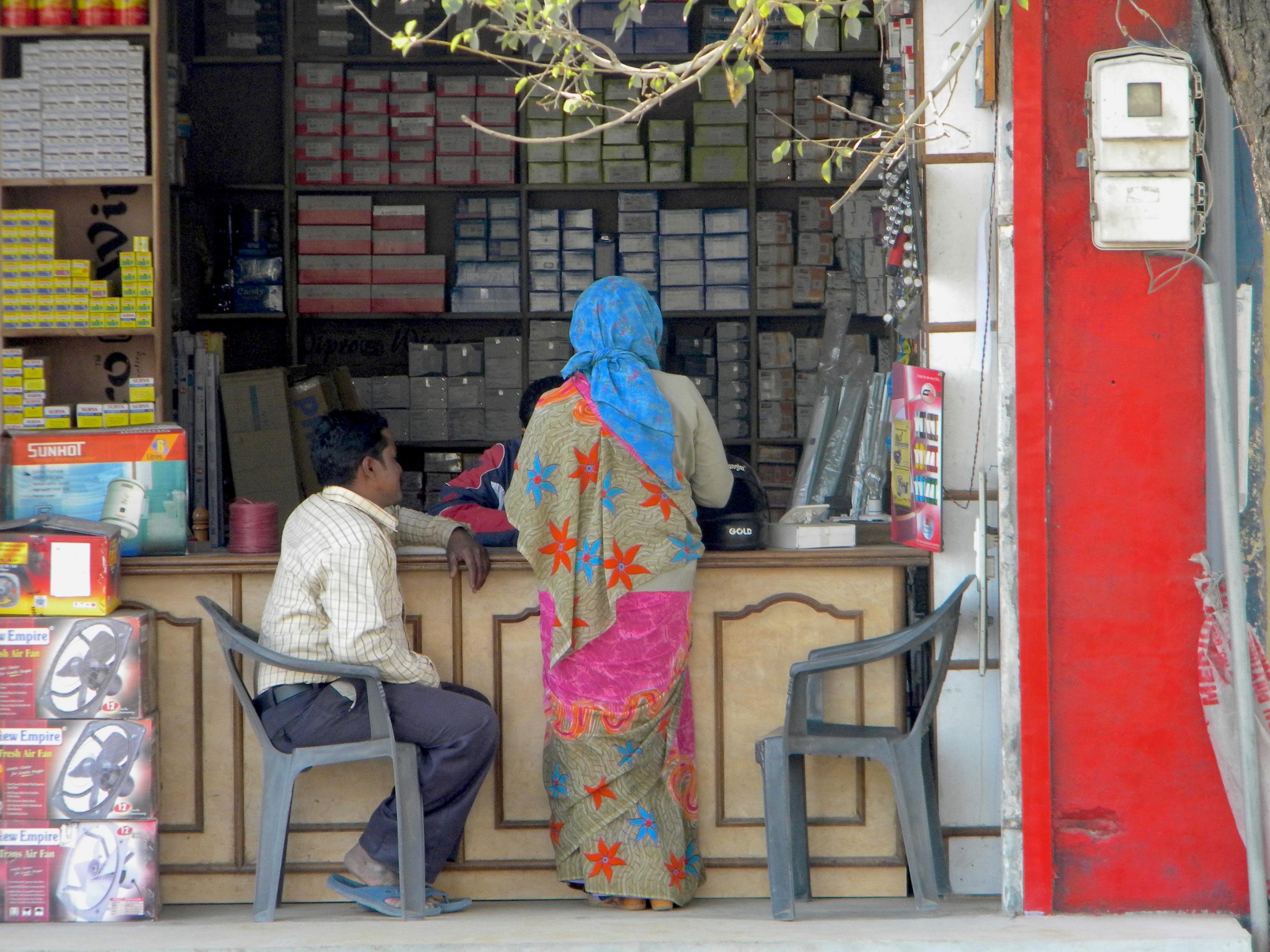 Commerce, India 2010