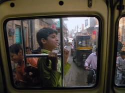 Ride to School, India 2010