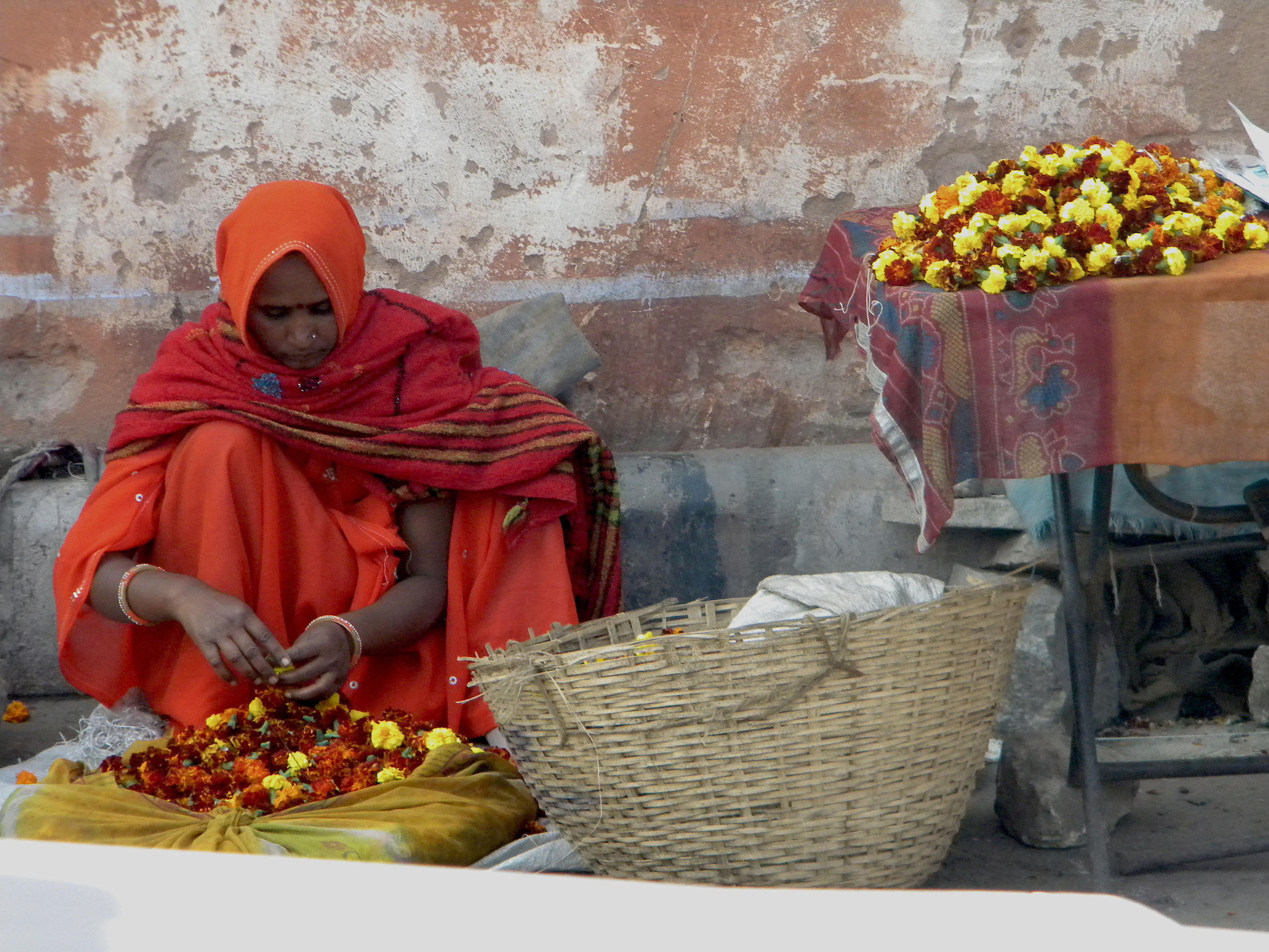 Red, India 2010