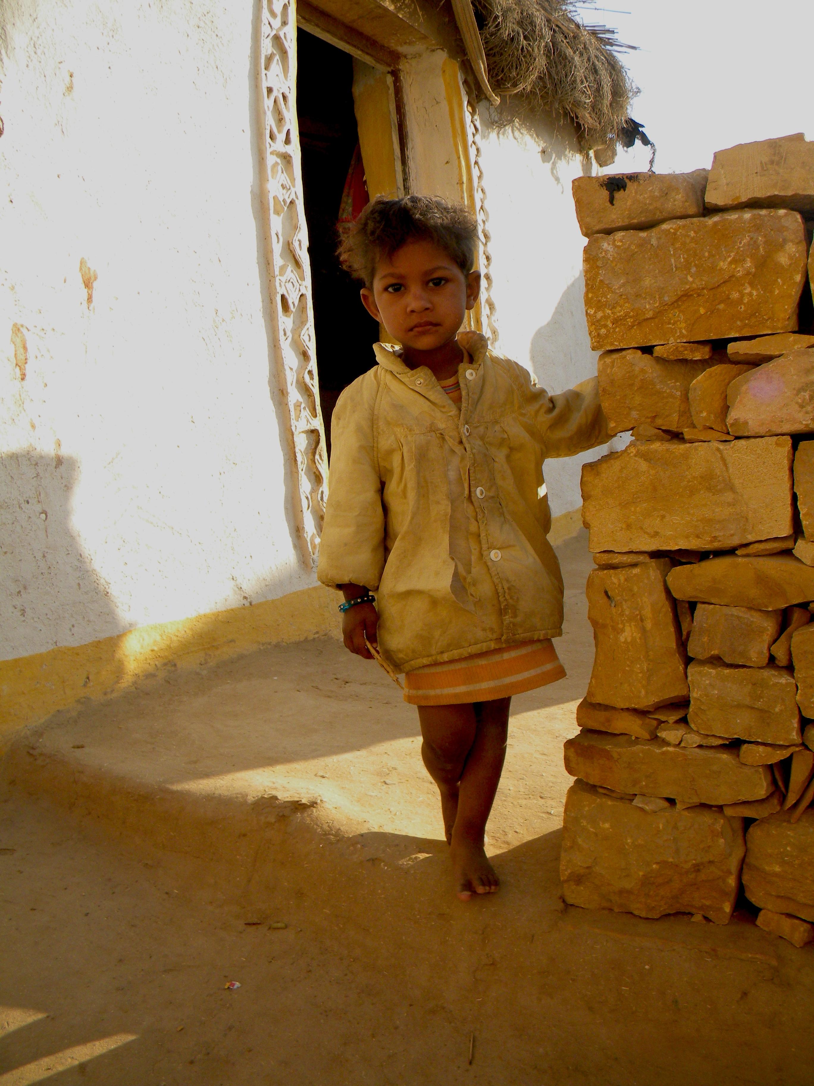 Child, India 2010