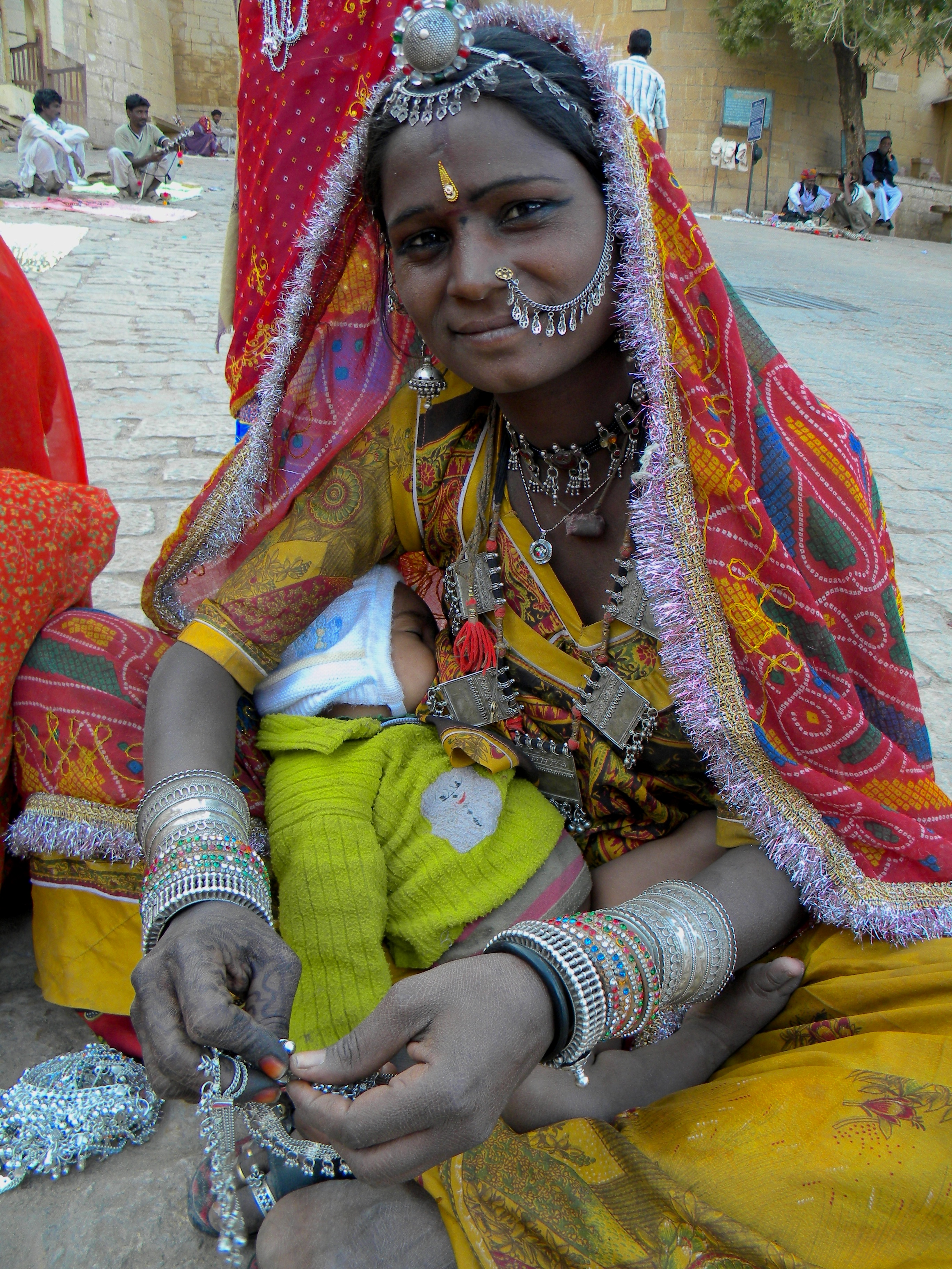 Mother, India 2010