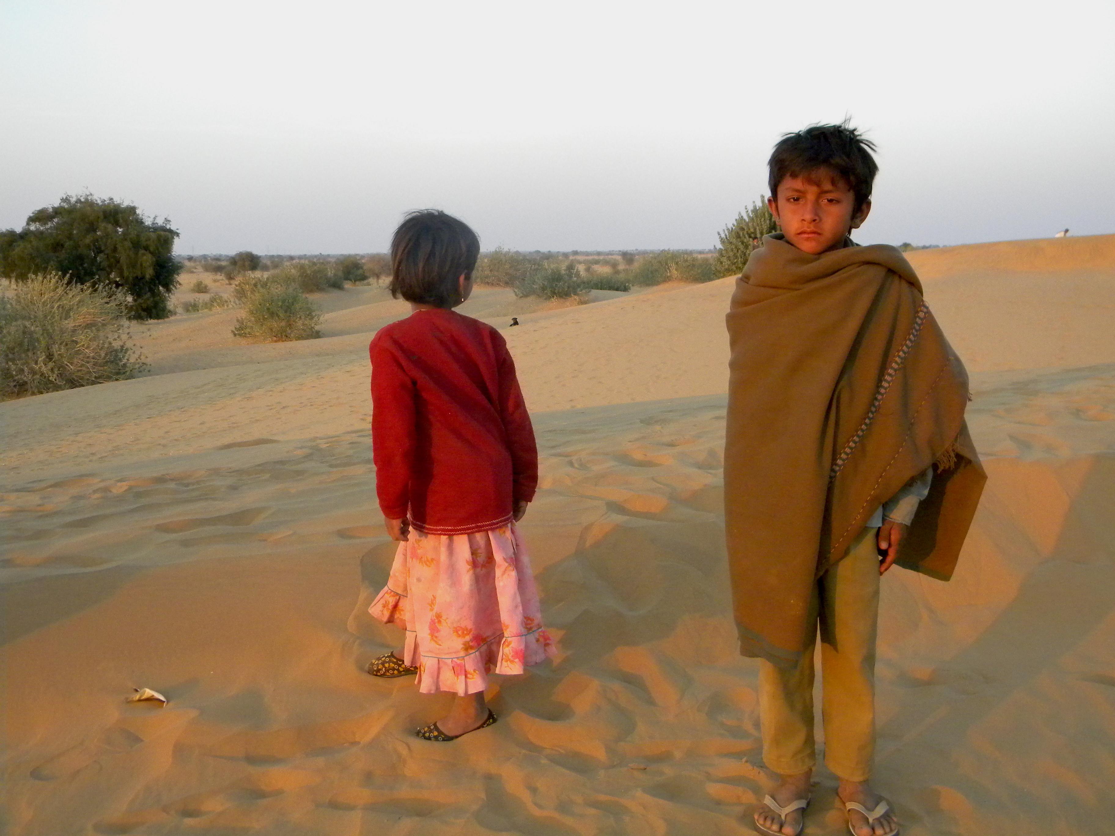Siblings, India 2010
