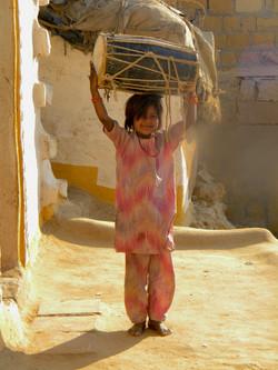 Joy, India 2010