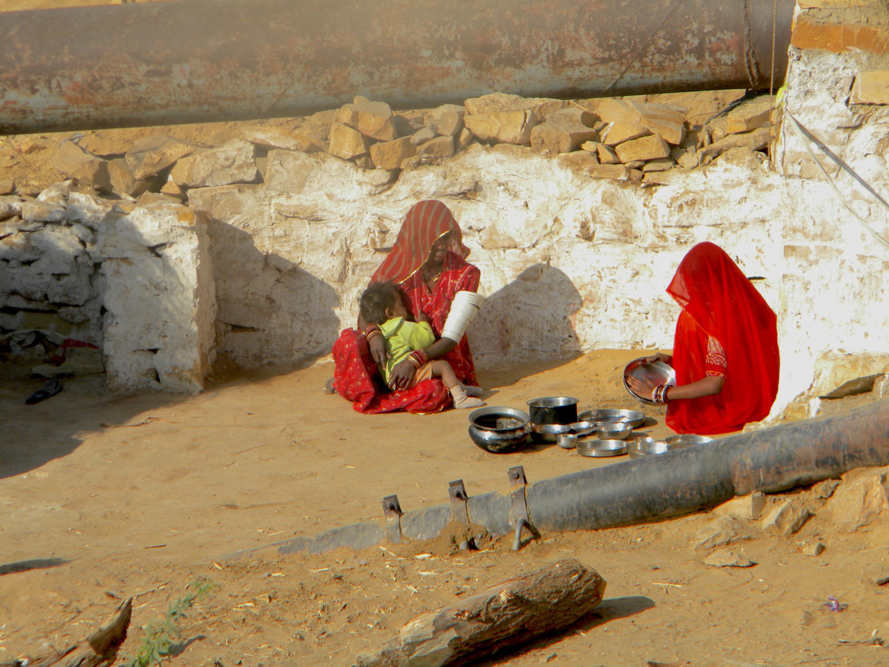 Conversation, India 2010