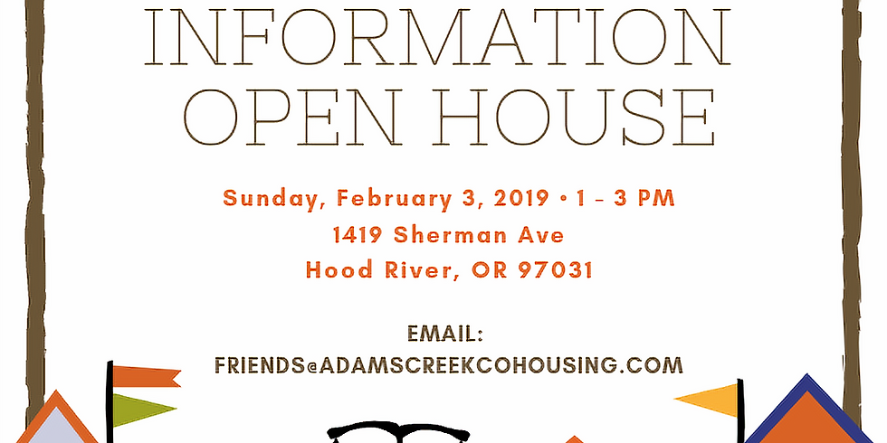 Informational Open House