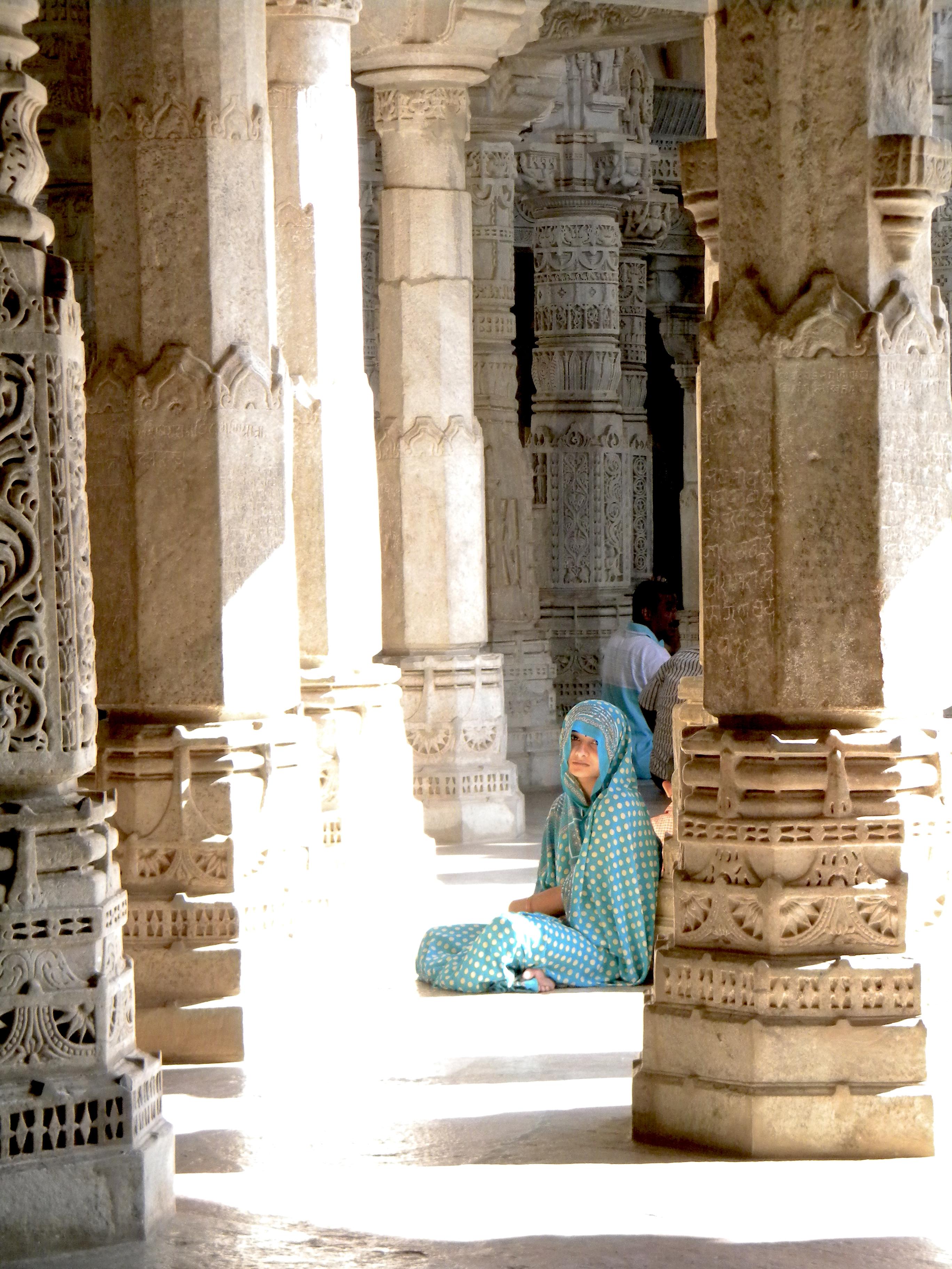 Blue, India 2010