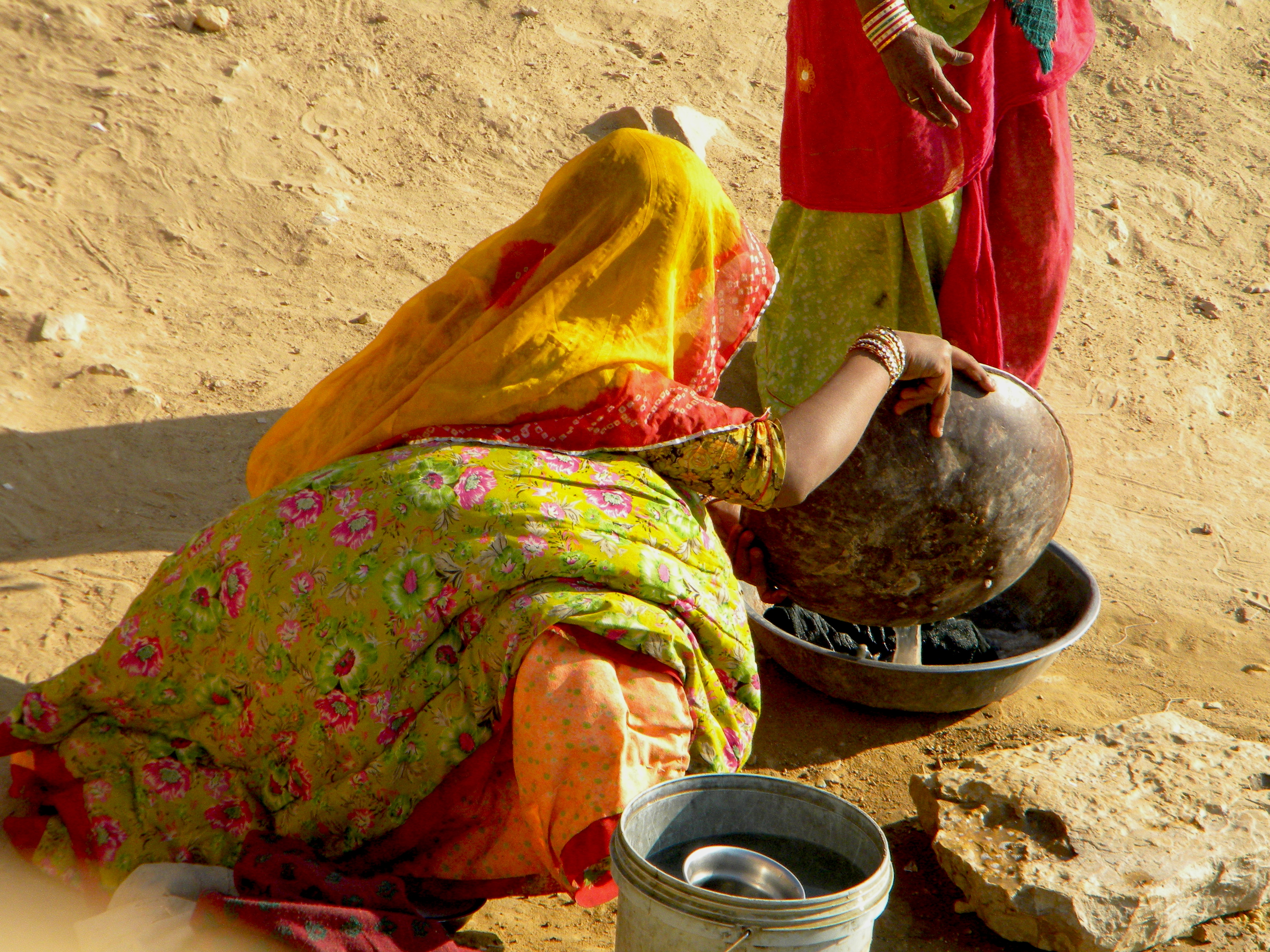 Days Work,  India 2010