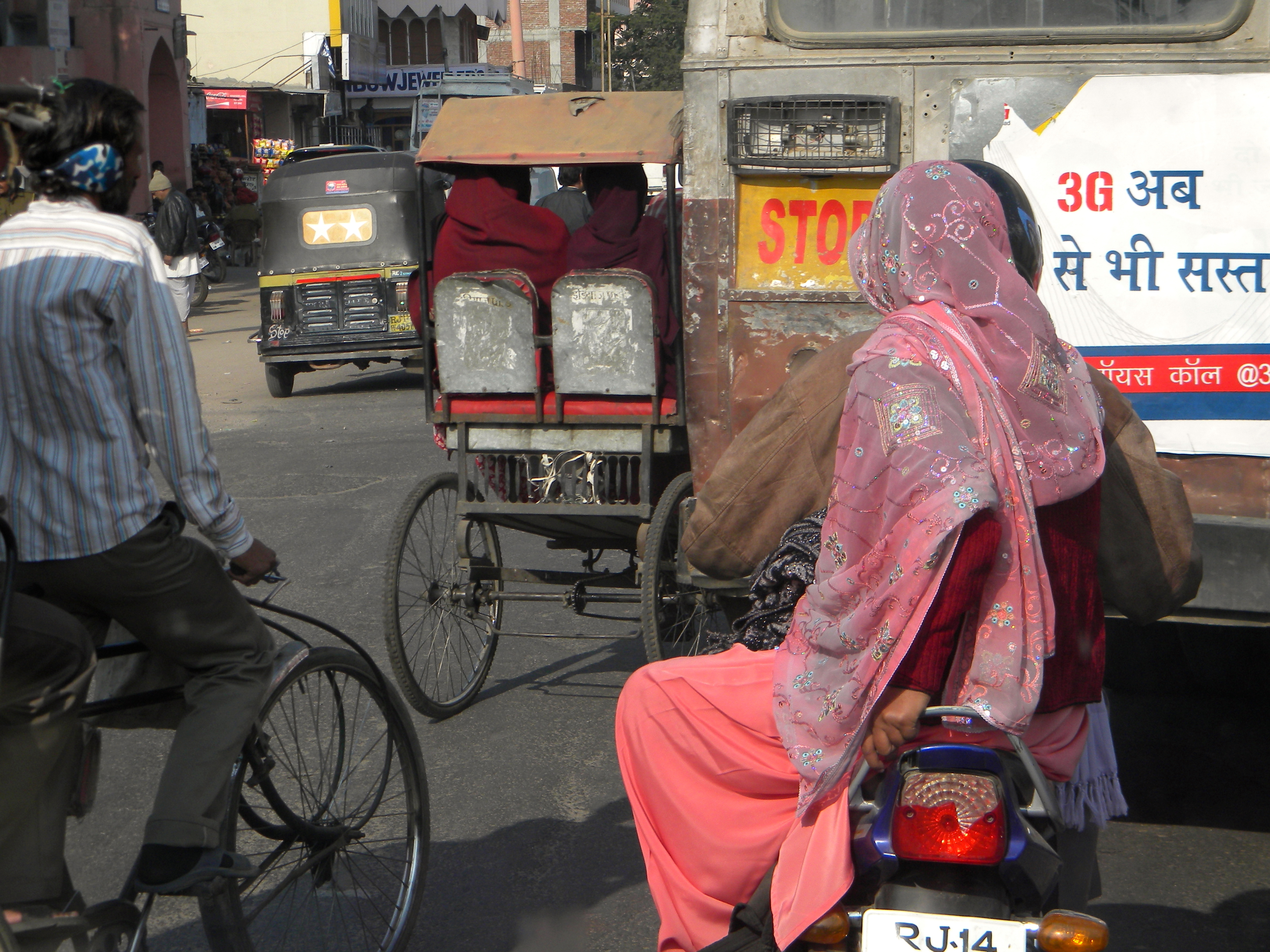 Going, India 2010