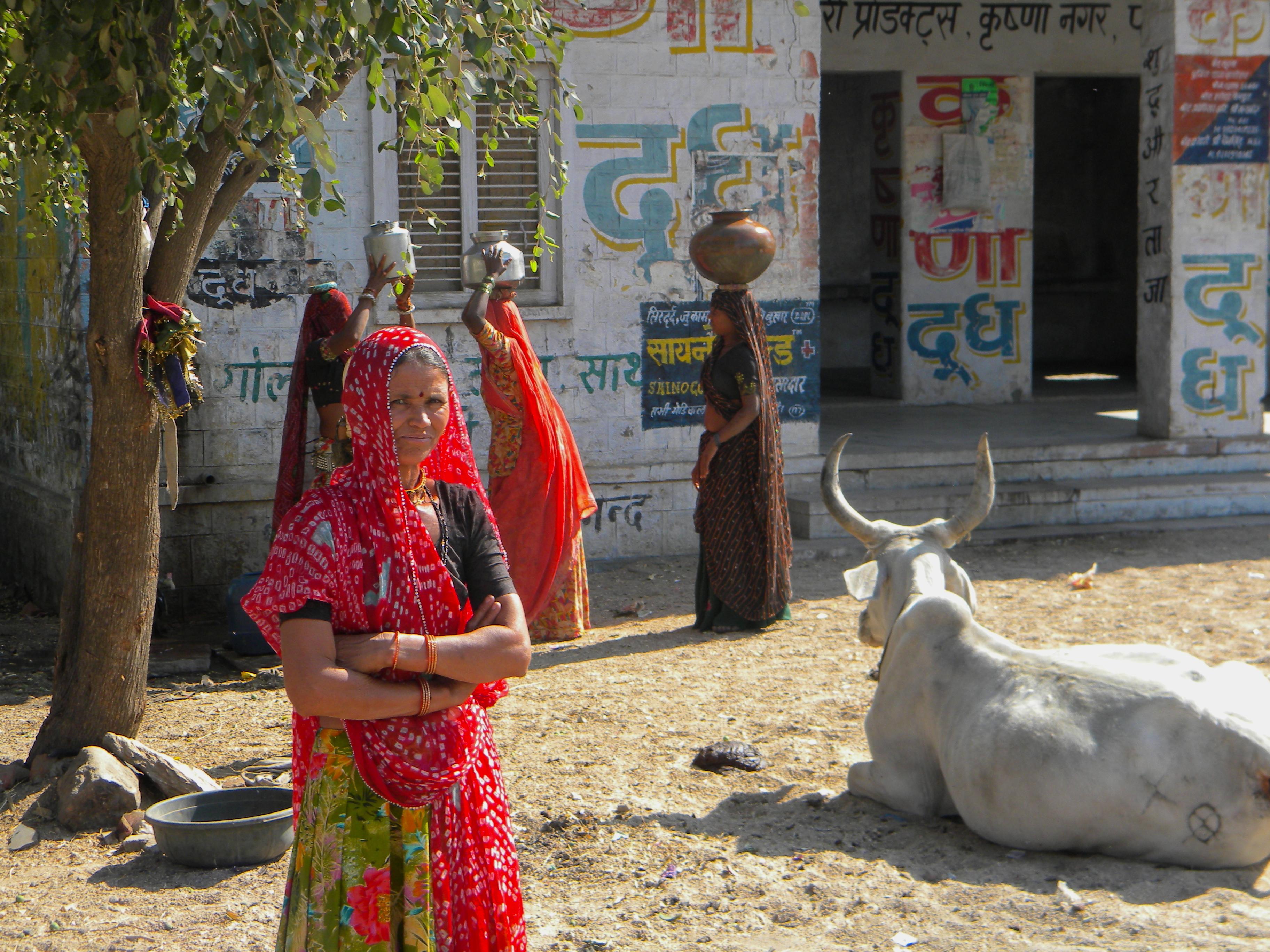 At Home, India 2010