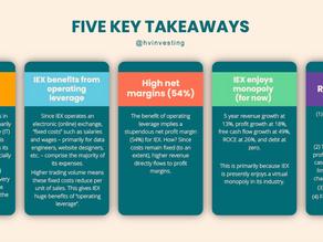 Market Leader Series: Understanding Indian Energy Exchange's Business