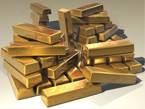 Why do gold prices fall when bond yields rise?